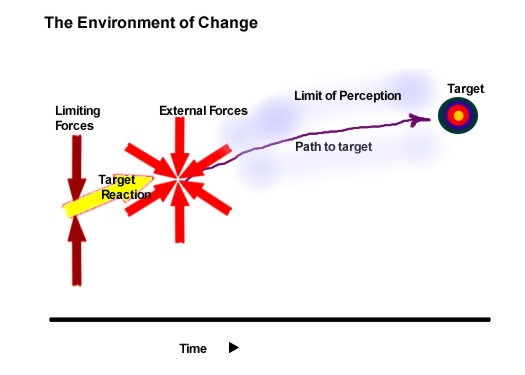 The environment of change model